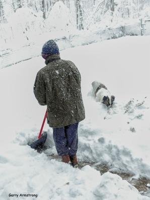 Snow busy!