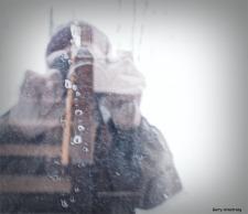 Garry's reflective selfie - Photo: Garry Armstrong