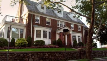 Bluebloods house