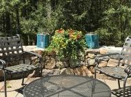 patio- ground closeup