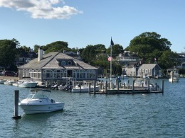 Edgartown shore