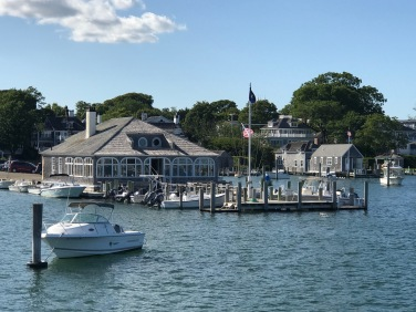 Edgartown shore