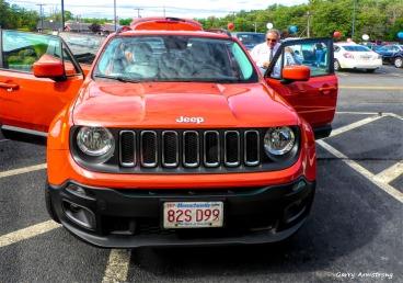 Newer Jeep Renegade