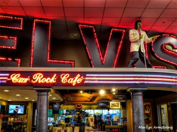 Red Elvis at Imperial