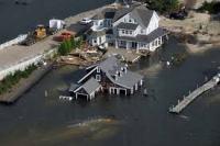 Hurricane Sandy damage