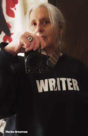 Marilyn-Writer