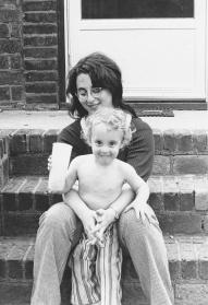 marilyn with Owen