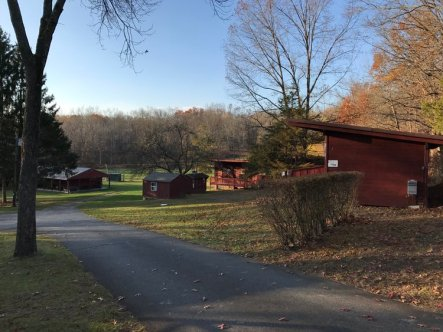 bunk houses on campus