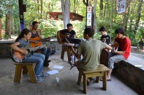 guitar class
