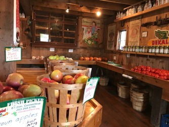 Apples and other fall produce