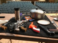 More sound effects equipment