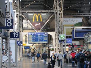 McDonalds?