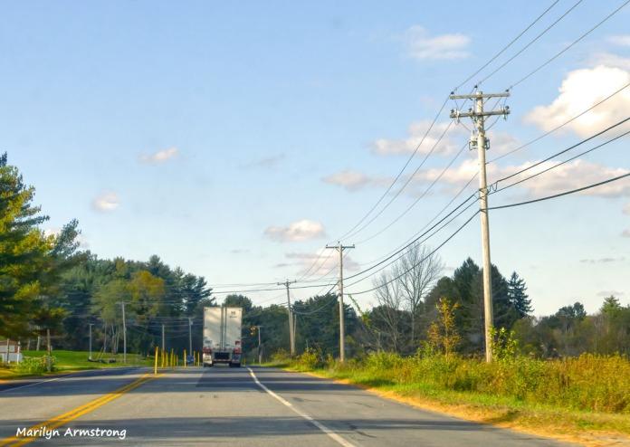 On the road to Skowhegan