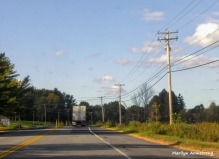 On the road to Skowhegan, again