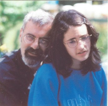 Larry with Sarah at around 11
