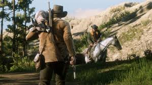 red dead hunting