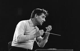 Bernstein conducting