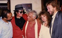 Bernstein, Jamie and Michael Jackson