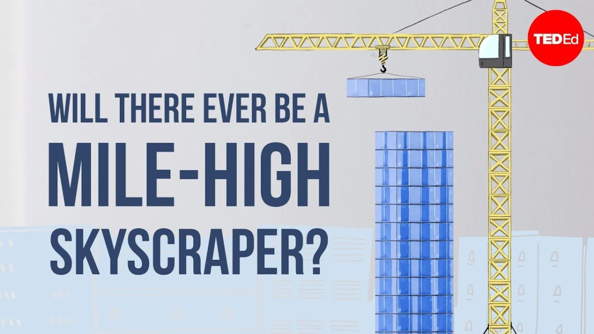 Will There Ever Be A Mile-High Skyscraper? – REBLOG -SCIENCESWITCH