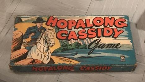 I forgot the cowboy games we had
