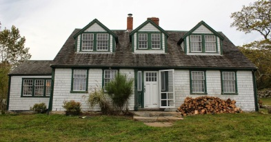 James Cagney House on Martha's Vineyard