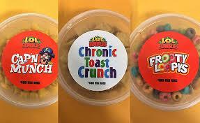 Weed cereals