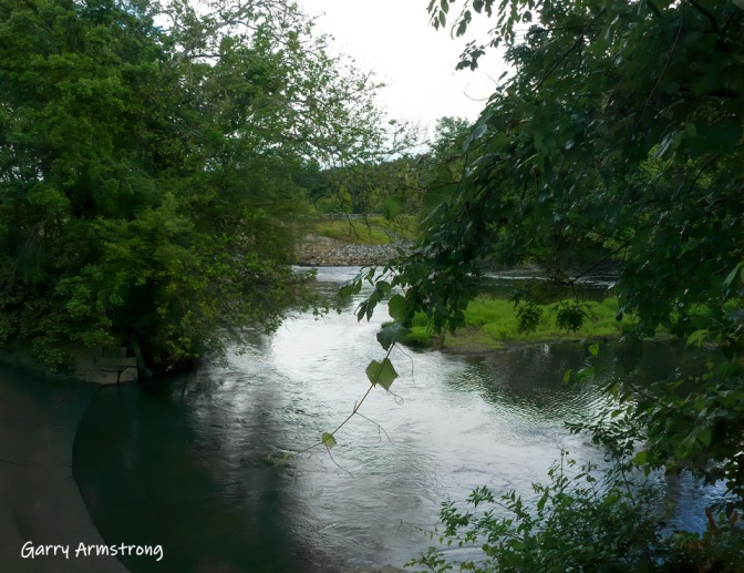 Photo: Garry Armstrong - Blackstone River