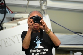 Garry in Marina June