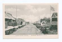 Old street with no separate sidewalk
