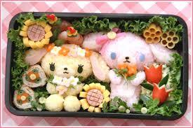 Japanese school lunch