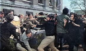 Campus riots