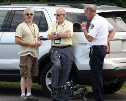 Stoughton, MA 07/09/14 Jeffrey Bickoff, 44, was arraigned late this morning on several motor vehicle charges in the death of Haley Cremer, 20, of Sharon last month. Stoughton District Court ( George Rizer for the Boston Globe) for METRO