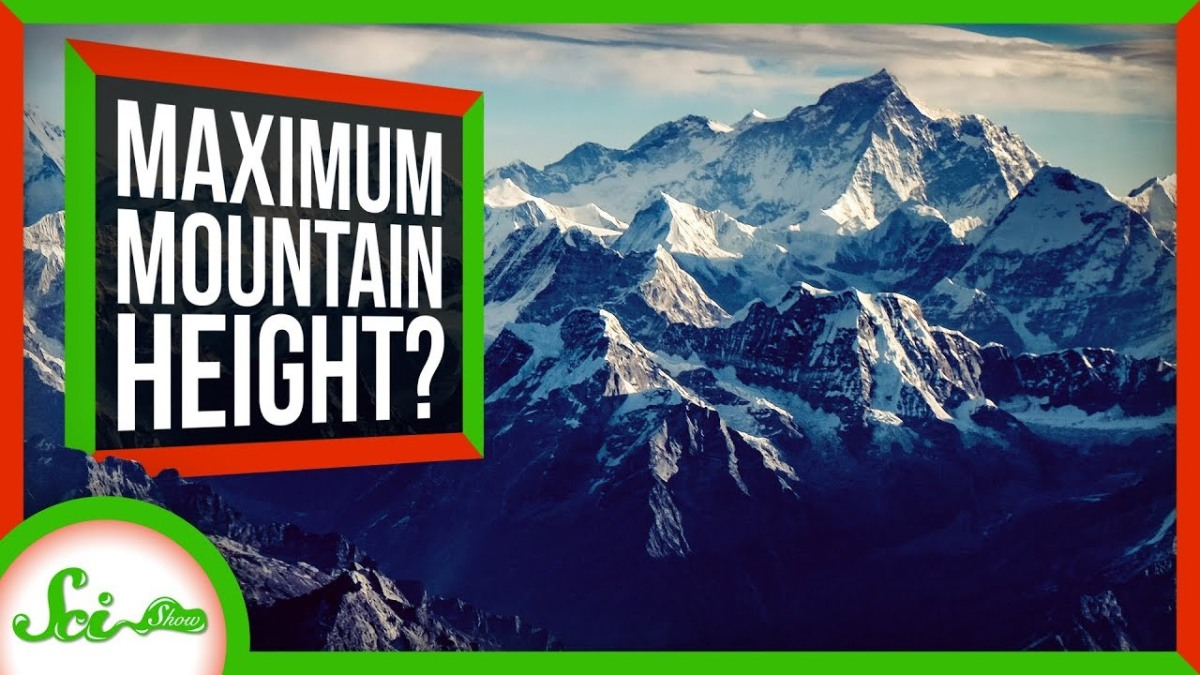 How Tall Can MountainsGet?
