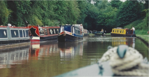 Other canal boats