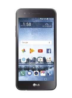 LB Rebel 3 LTE phone