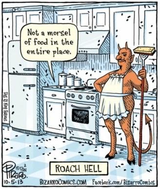 Bizarro-Roach-Hell