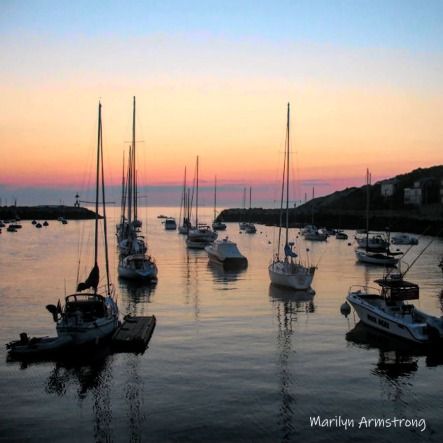 Rockport Harbor, Massachusetts