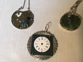 Sarah's pendants
