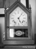 Seth Thomas all-American mantel clock