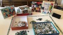 Corona -puzzles