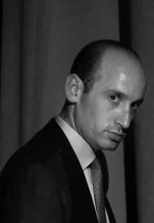 Steven Miller, doppelgänger of super-Nazi Reinhart Heydrich and architect of inhumane American immigrant policies.