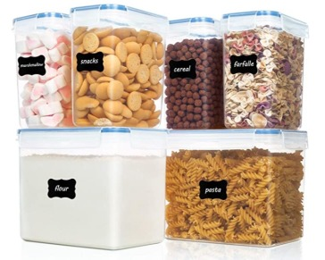 Amazon_com_Vtopmart_Airtight_Food_Storage_Containers_6_Pieces_Plastic_PBA_Free_Kitchen_Pantry_Storage_Containers_for_Sugar_Flour_and_Baking_Supplies