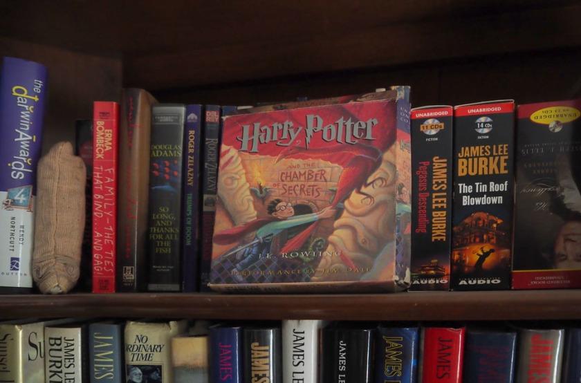 Harry Potter audiobooks