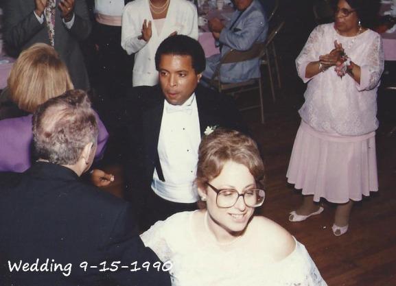 Wedding 8-15-1990