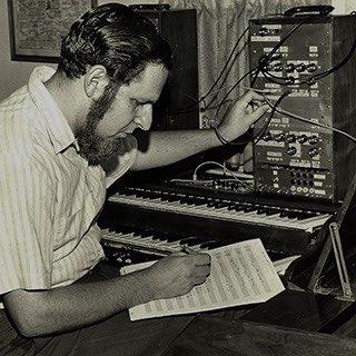 herb Deutsch and moog synthesizer