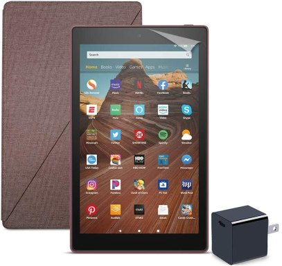 Kindle 10-inch plum 64 gb