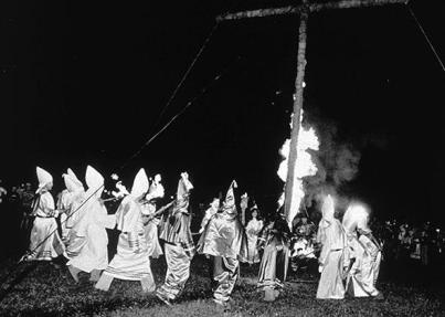 Lynching and Klan