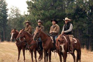 Yellowstone-family