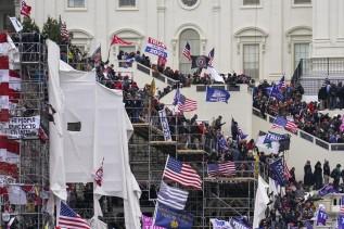 Capitol riot - Photo: LA Times